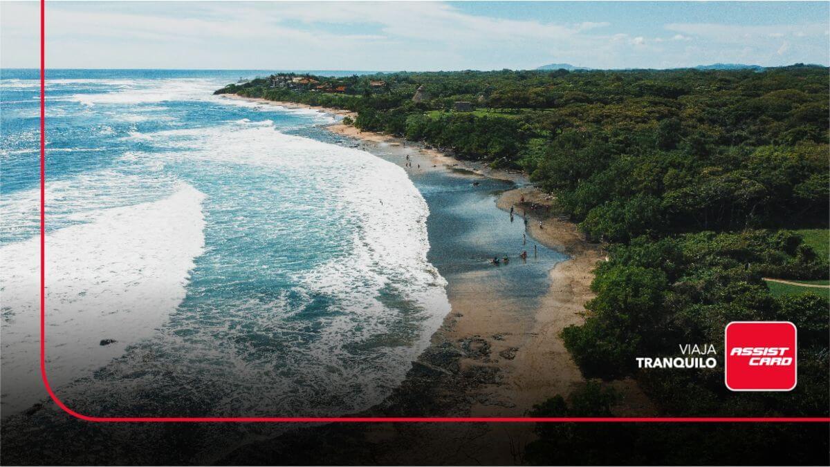 Día Mundial de las Playas, visita estos cinco playas que promueven el cuidado medioambiental.